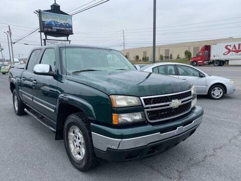 2006 Chevrolet Silverado 1500 for sale at A & D Auto Group LLC in Carlisle PA
