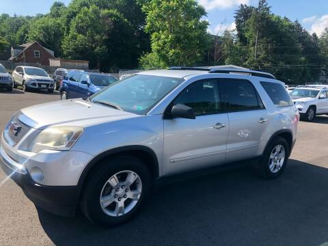 2009 GMC Acadia for sale at Fellini Auto Sales & Service LLC in Pittsburgh PA