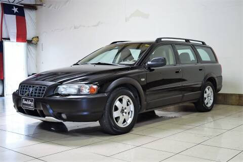 2001 Volvo V70 for sale at ROADSTERS AUTO in Houston TX
