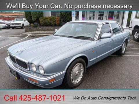 1997 Jaguar XJ-Series for sale at Platinum Autos in Woodinville WA