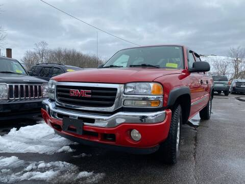 2005 GMC Sierra 1500 for sale at Auto Gallery in Taunton MA