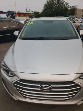 2018 Hyundai Elantra for sale at Thomas Auto Sales in Manteca CA