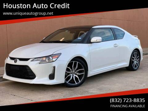 2016 Scion tC for sale at Houston Auto Credit in Houston TX