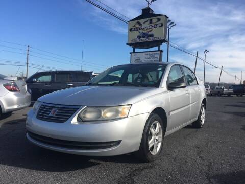 2007 Saturn Ion for sale at A & D Auto Group LLC in Carlisle PA