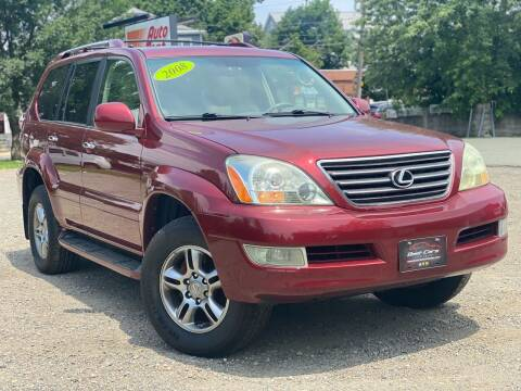 2008 Lexus GX 470 for sale at Best Cars Auto Sales in Everett MA
