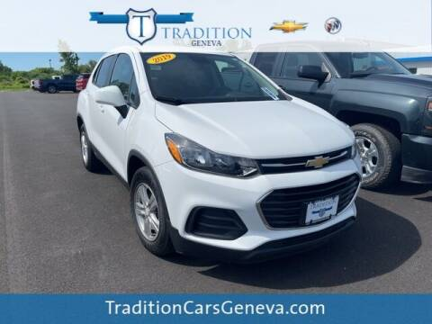 2019 Chevrolet Trax for sale at Tradition Chevrolet Buick in Geneva NY