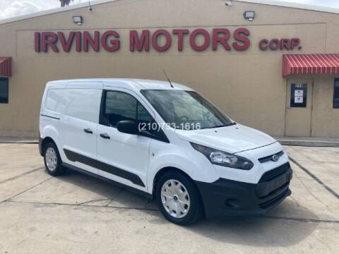2015 Ford Transit Connect Cargo for sale at Irving Motors Corp in San Antonio TX