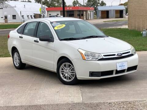 2009 Ford Focus for sale at Rolling Wheels LLC in Hesston KS
