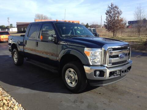 2016 Ford F-250 Super Duty for sale at Bruns & Sons Auto in Plover WI