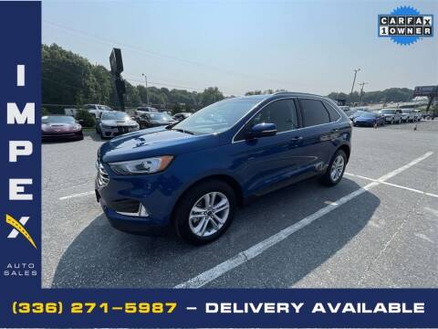 2020 Ford Edge for sale at Impex Auto Sales in Greensboro NC