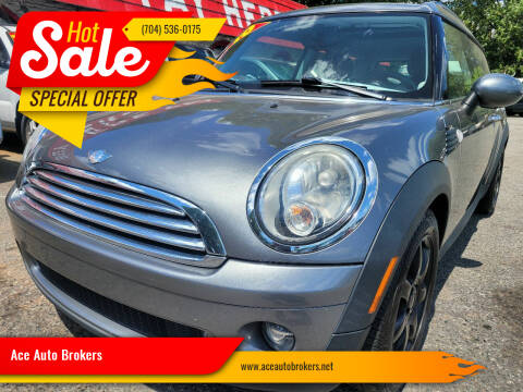 2010 MINI Cooper Clubman for sale at Ace Auto Brokers in Charlotte NC