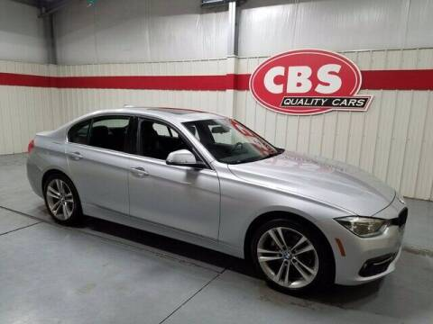 2017 BMW 3 Series for sale at CBS Quality Cars in Durham NC