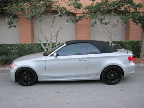 2009 BMW 1 Series for sale at FLORIDACARSTOGO in West Palm Beach FL