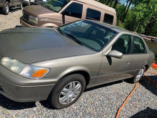 2001 Toyota Camry for sale at Snap Auto in Morganton NC