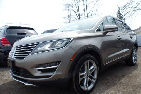 2016 Lincoln MKC for sale at Macomb Automotive Group in New Haven MI