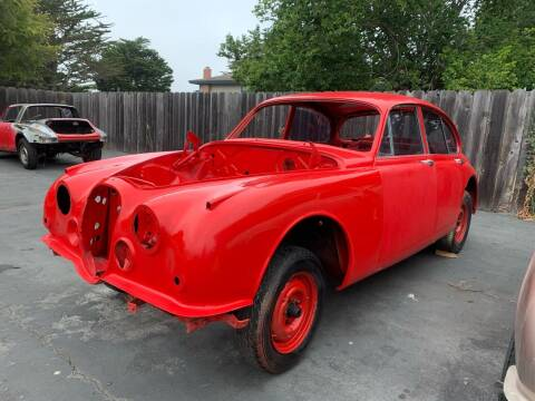 1963 Jaguar Mark II for sale at Dodi Auto Sales in Monterey CA