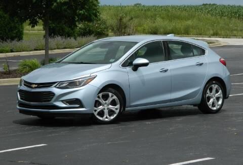 2017 Chevrolet Cruze for sale at MOKENA AUTOMOTIVE INC in Mokena IL