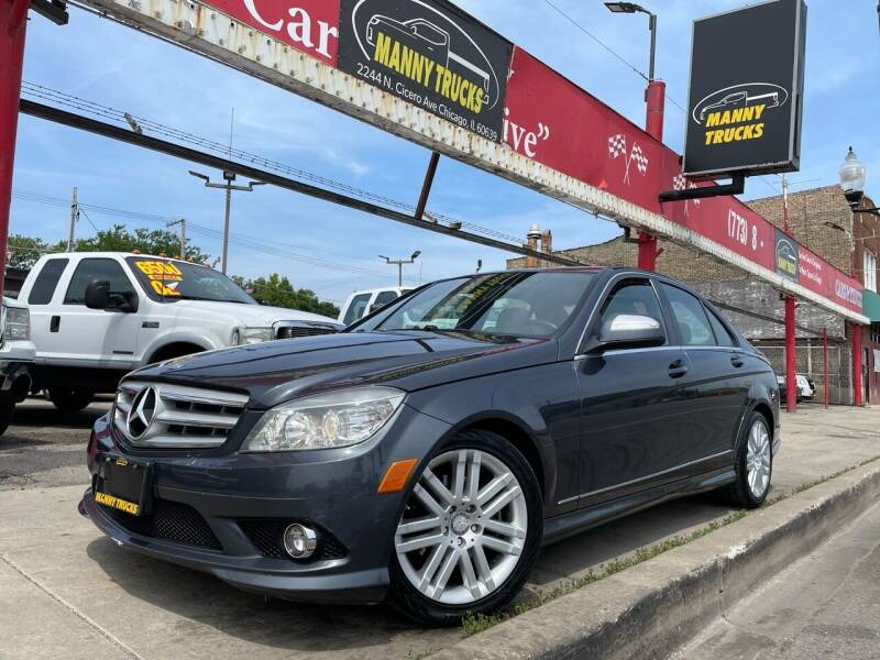 2009 Mercedes-Benz C-Class for sale at Manny Trucks in Chicago IL