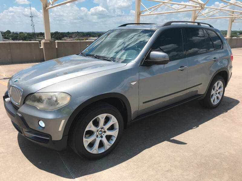 2008 BMW X5 for sale at Finish Line Motors in Tulsa OK