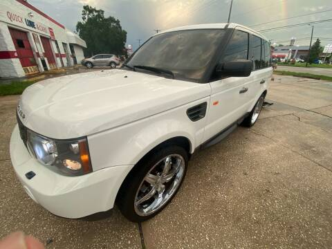 2006 Land Rover Range Rover Sport for sale at RoMicco Cars and Trucks in Tampa FL