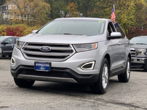 2017 Ford Edge for sale at Westchester Automotive in Scarsdale NY