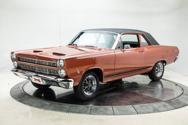 1966 Mercury Comet for sale at Duffy's Classic Cars in Cedar Rapids IA