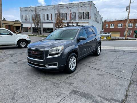 2013 GMC Acadia for sale at East Main Rides in Marion VA