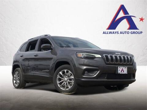 2020 Jeep Cherokee for sale at ATASCOSA CHRYSLER DODGE JEEP RAM in Pleasanton TX