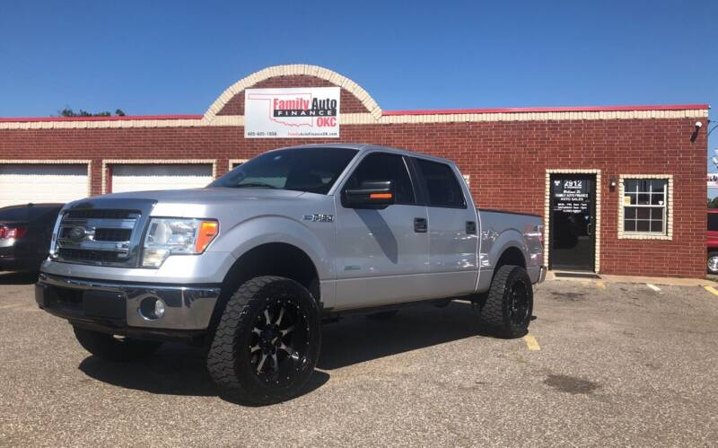 2014 Ford F-150 for sale at Family Auto Finance OKC LLC in Oklahoma City OK