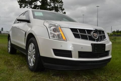 2012 Cadillac SRX for sale at WOODLAKE MOTORS in Conroe TX