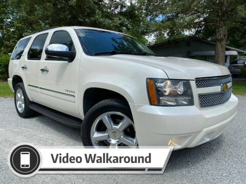 2011 Chevrolet Tahoe for sale at Byron Thomas Auto Sales, Inc. in Scotland Neck NC