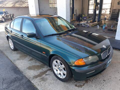2000 BMW 3 Series for sale at PIRATE AUTO SALES in Greenville NC