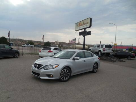 2017 Nissan Altima for sale at Sundance Motors in Gallup NM