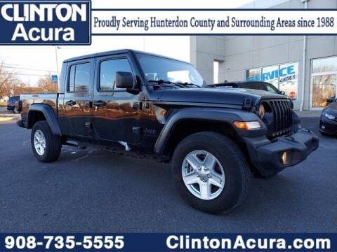 2020 Jeep Gladiator for sale at Clinton Acura used in Clinton NJ
