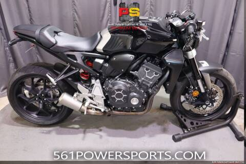 2018 Honda CB1000R for sale at Powersports of Palm Beach in Hollywood FL