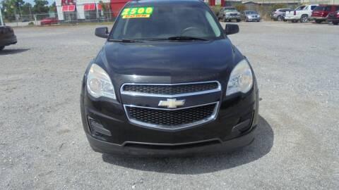 2014 Chevrolet Equinox for sale at Auto Mart - Moncks Corner in Moncks Corner SC