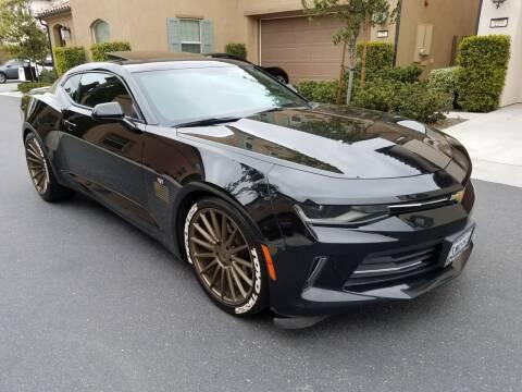 2016 Chevrolet Camaro for sale at Auto Facil Club in Orange CA