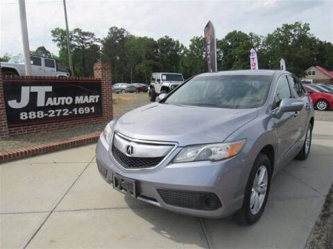 2015 Acura RDX for sale at J T Auto Group in Sanford NC
