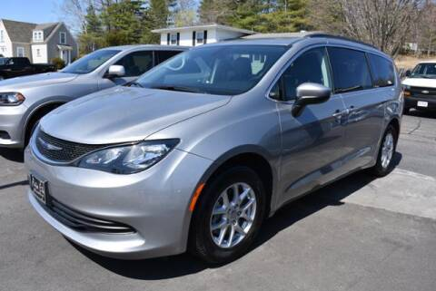 2020 Chrysler Voyager for sale at AUTO ETC. in Hanover MA