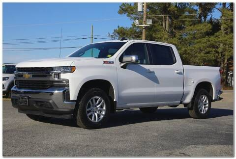 2021 Chevrolet Silverado 1500 for sale at STRICKLAND AUTO GROUP INC in Ahoskie NC