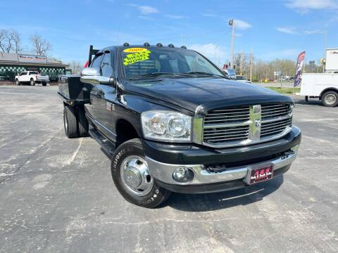 2009 Dodge Ram Pickup 3500 for sale at A & S Auto and Truck Sales in Platte City MO