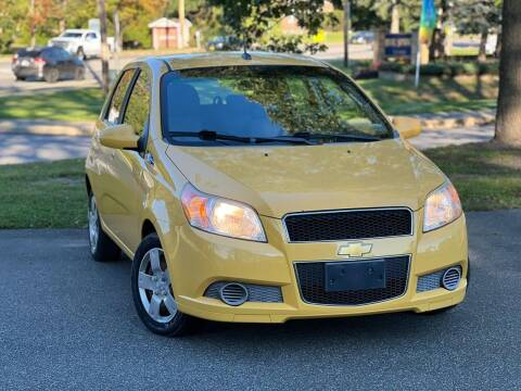 2010 Chevrolet Aveo for sale at Pak Auto Corp in Schenectady NY