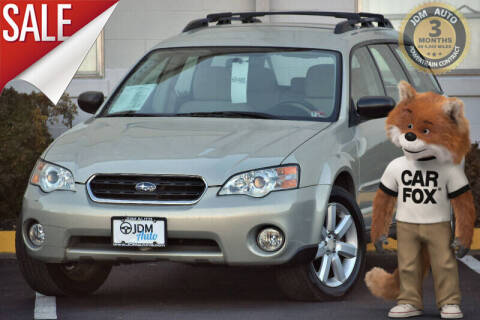 2007 Subaru Outback for sale at JDM Auto in Fredericksburg VA