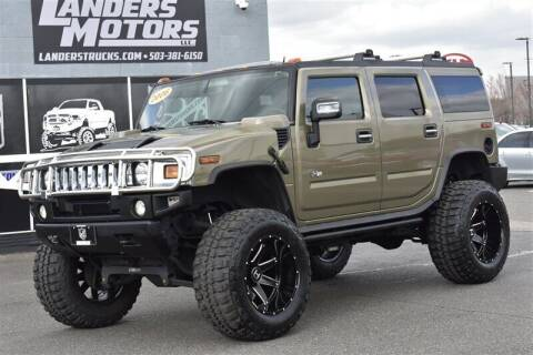 2005 HUMMER H2 for sale at Landers Motors in Gresham OR