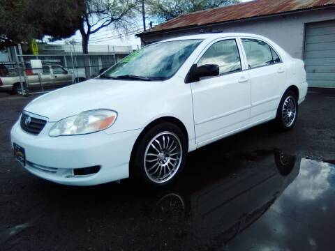 2005 Toyota Corolla for sale at Larry's Auto Sales Inc. in Fresno CA