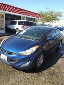 2013 Hyundai Elantra Coupe for sale at Best Buy Auto Sales in Hesperia CA