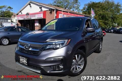 2019 Honda Pilot for sale at www.onlycarsnj.net in Irvington NJ