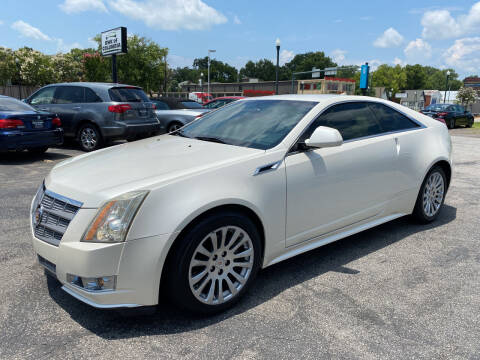 2011 Cadillac CTS for sale at BWK of Columbia in Columbia SC