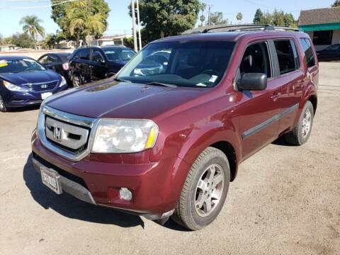 2009 Honda Pilot for sale at LR AUTO INC in Santa Ana CA