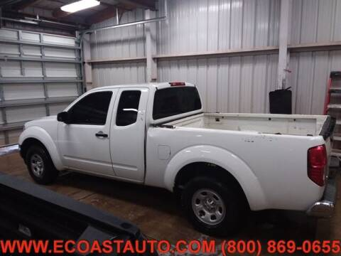 2013 Nissan Frontier for sale at East Coast Auto Source Inc. in Bedford VA